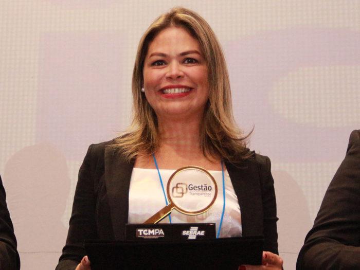 Camille Vasconcelos – Prefeitura Municipal de Vigia de Nazaré – Cliente CR2